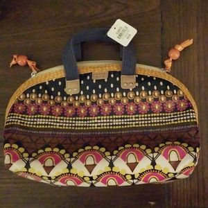 Fossil Key-Per Large Dome Safari NWT